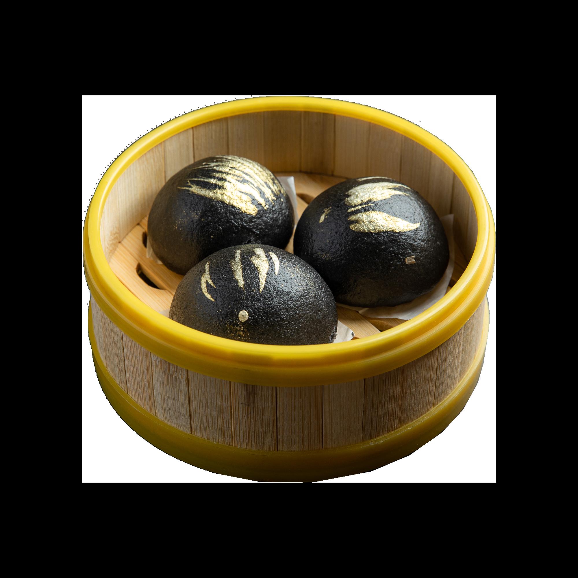 Salted Egg Yolk Bun